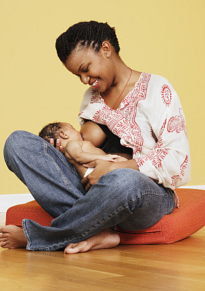 It All Ends: No More breastfeeding