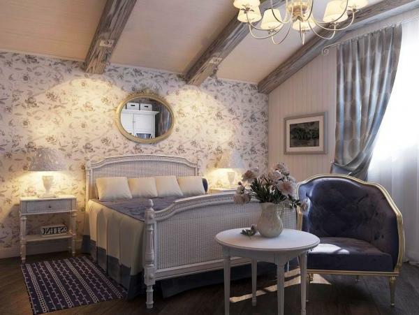 Dormitorios estilo provenzal colores en casa - Dormitorios estilo provenzal ...