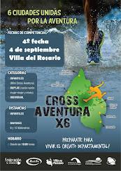 4º FECHA CROSS X 6 AVENTURA