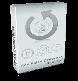 Any Video Converter Ultimate 4.5.8 Full Crack