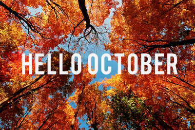 Image result for happy october