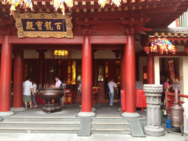 Buddha Tooth Relic Temple and Museum, Singapore