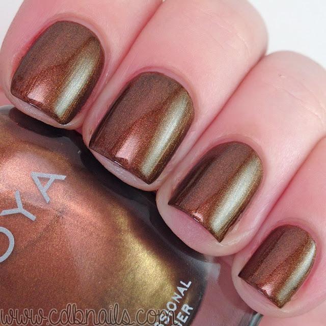 Zoya-Cinnamon