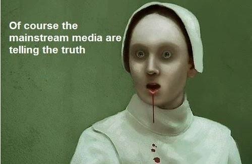 Media rapporterar om Palestina