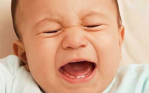 Como entender o choro das crianças?