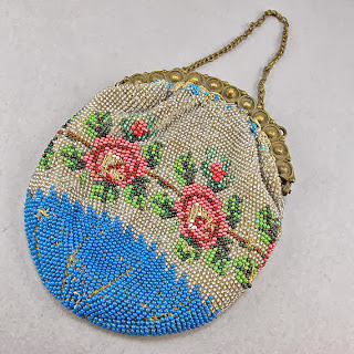 etsy; old beads; antique road show; old jewelry; vintage purses; goodoldbeads; etsy blog