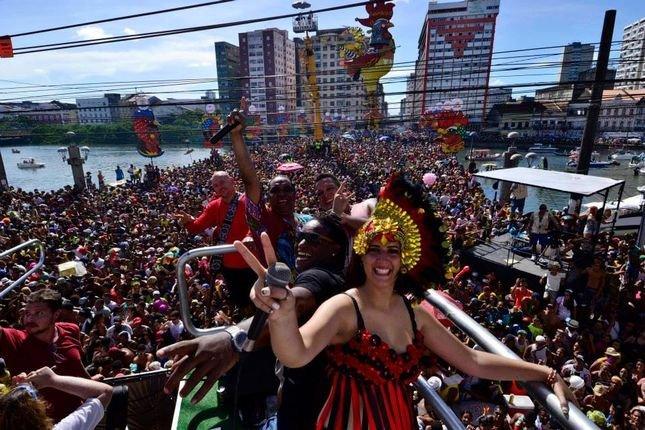 fotos carnval 2017 galo da madrugada