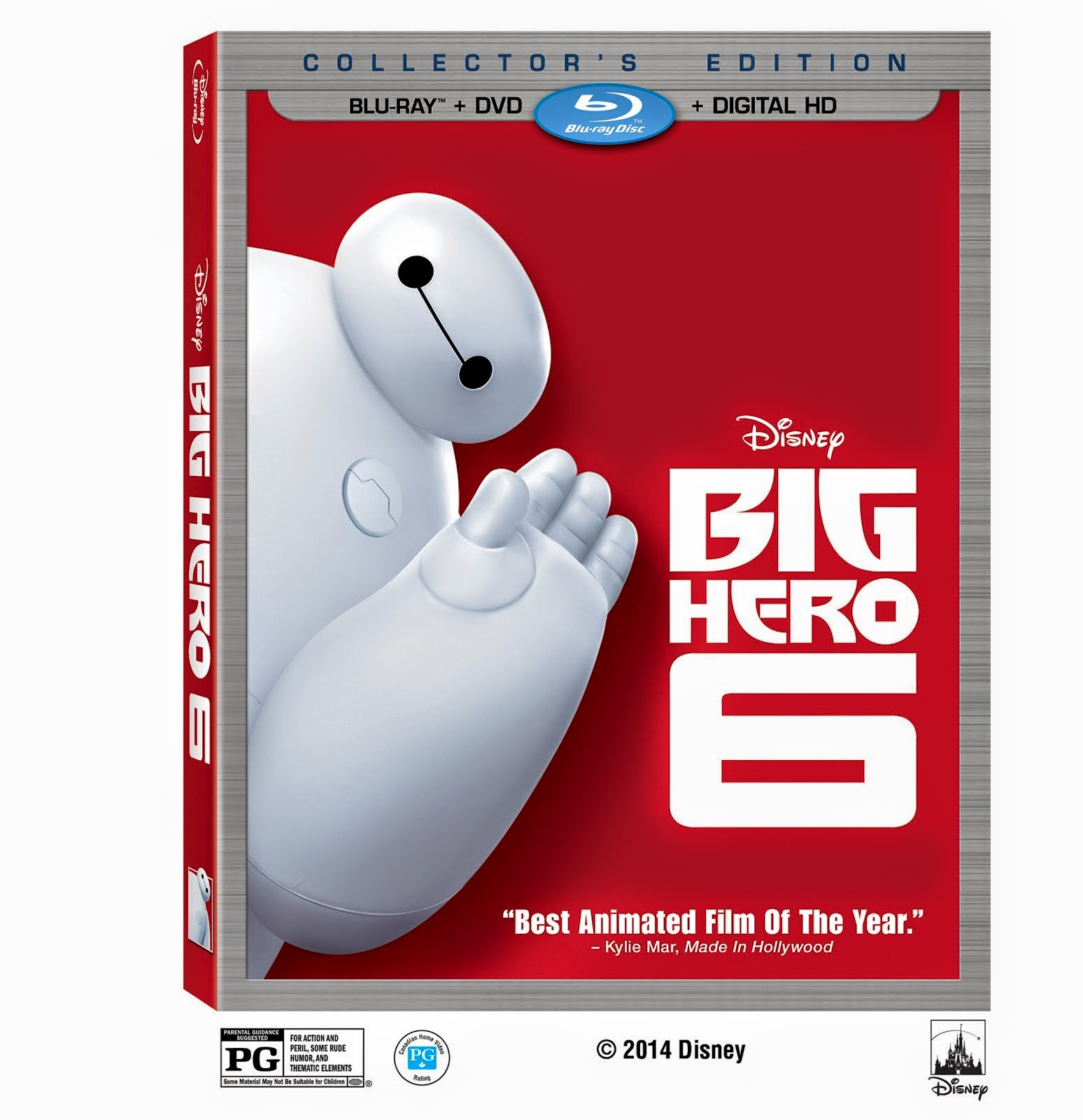 Big Hero 6 and TinkerBell Giveaway