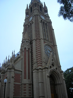Iglesia de San Isidro, Argentina, vuelta al mundo, round the world, La vuelta al mundo de Asun y Ricardo