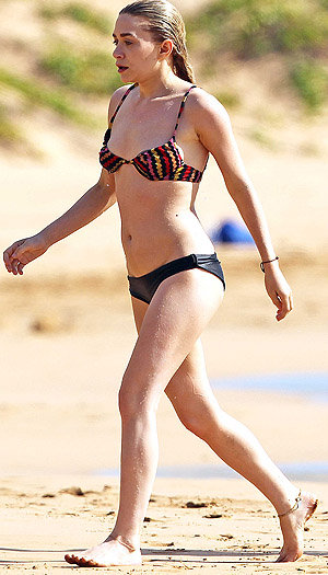 Opinion Ashley olsen bikini recommend
