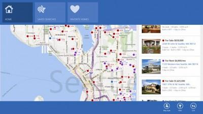 Zillow Luncurkan Aplikasi Real Estate Untuk Windows 8