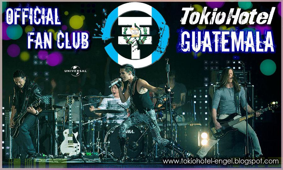 Official Fans Club tokio Hotel Guatemala Thgt0102