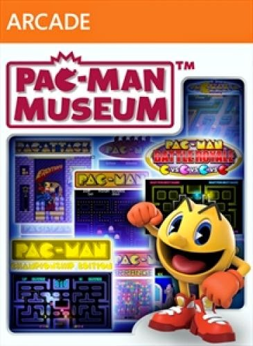 PAC-MAN.MUSEUM-RELOADED For PC Full