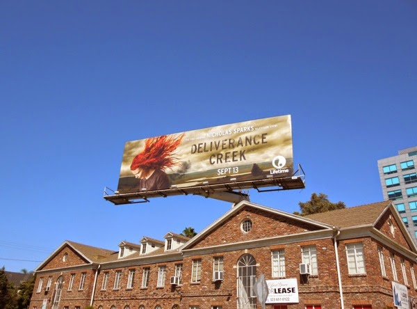 Deliverance Creek Lifetime movie billboard