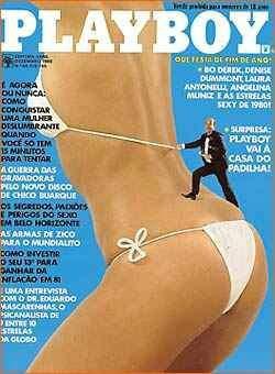 Confira as fotos da atriz, Solange Couto, capa da Playboy de dezembro de 1980!