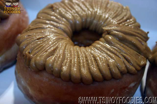 go nuts donuts cookie butter