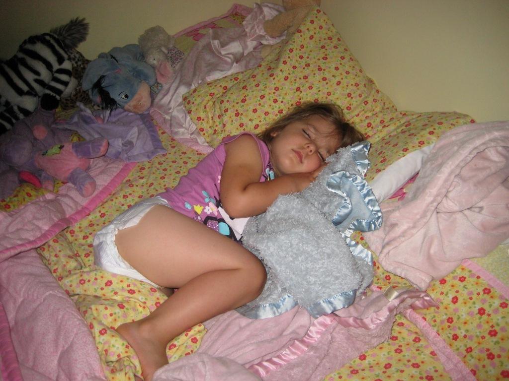 Sleeping Land Sleeping Teen 105