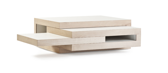 Mesa REK coffee table de Reinier de Jong