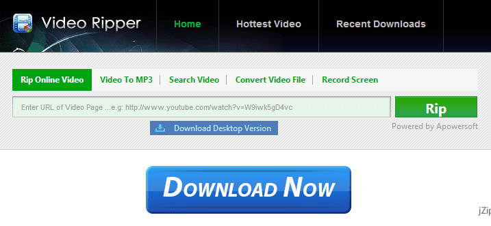 VideoRipper.me - A useful and Free Online Video Ripper