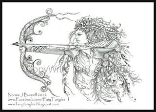 Fairy Tangles Aura