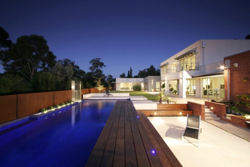 The passionate re designer january 2012 for Pool design help