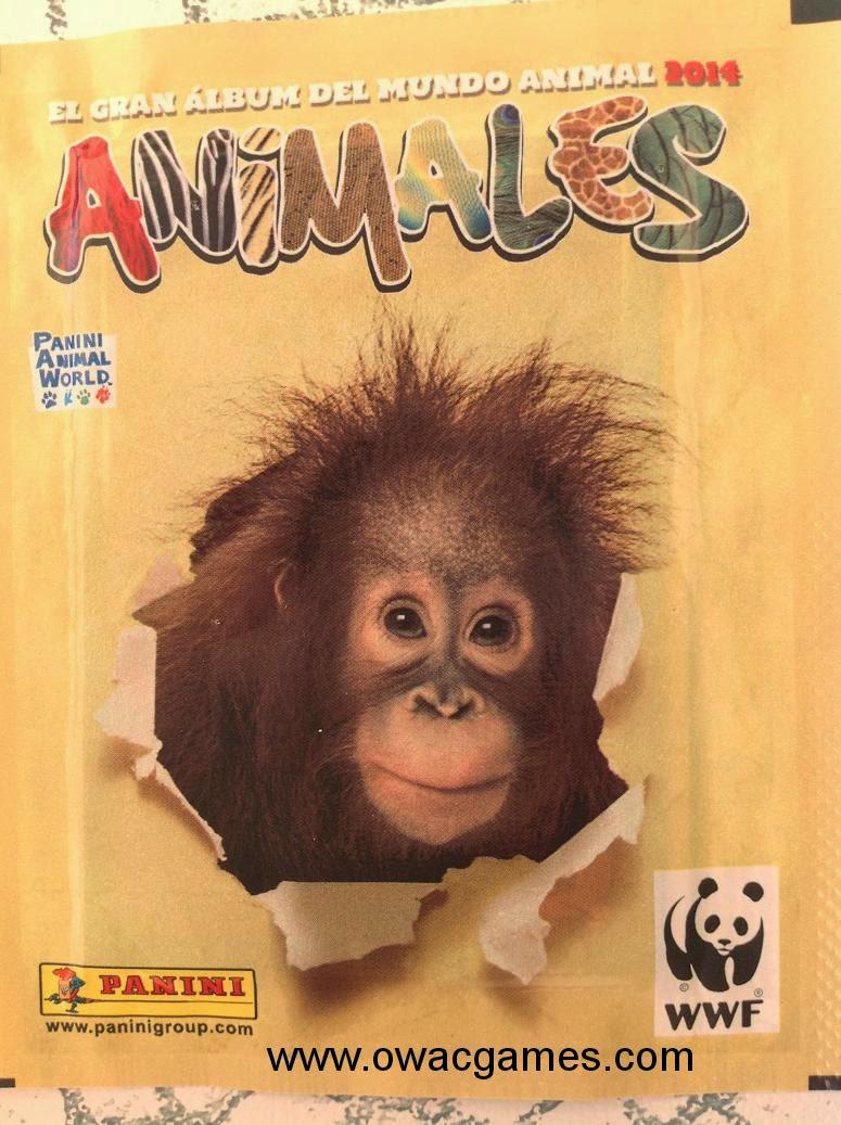 Animales 2014 sobre chimpancé