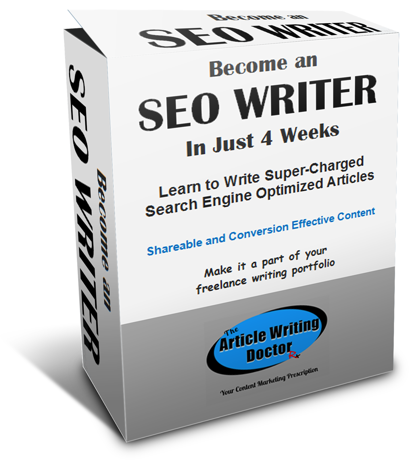 Become an SEO Writer in Just 4 Weeks