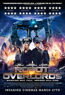 Robot Overlords (2014) Hindi Dual Audio BluRay | 720p | 480p
