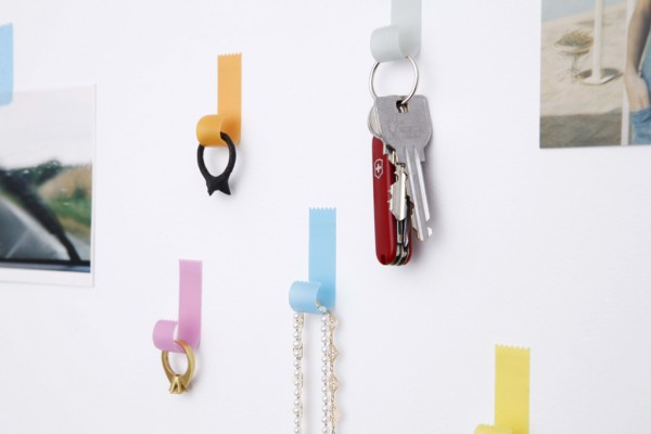 15 Cool Wall Hooks And Creative Coat Racks Part 2
