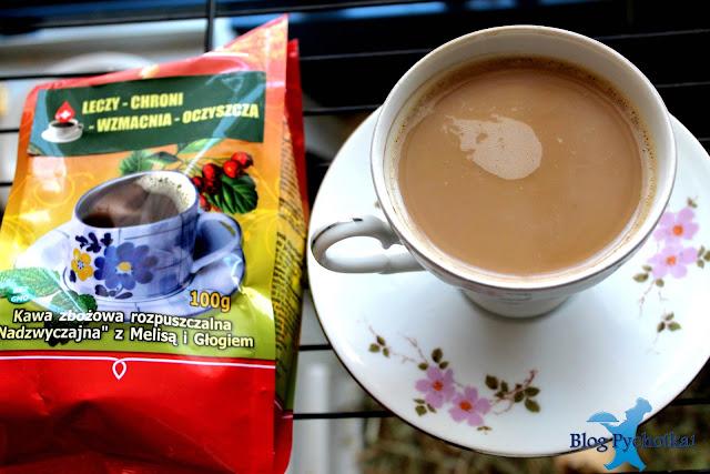 Nadzwyczajna kawa zbożowa Galca