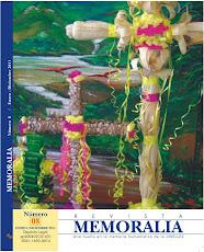 MEMORALIA 2012 INICIA RECEPCIÓN DE TRABAJOS