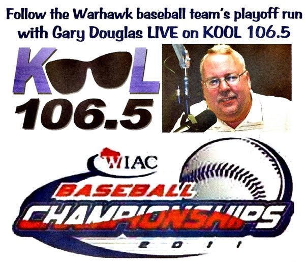 UWW Baseball Tournament Broadcast logo