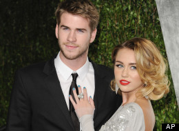 "Miley Cyrus and Liam Hemsworth are reportedly ""over,"""