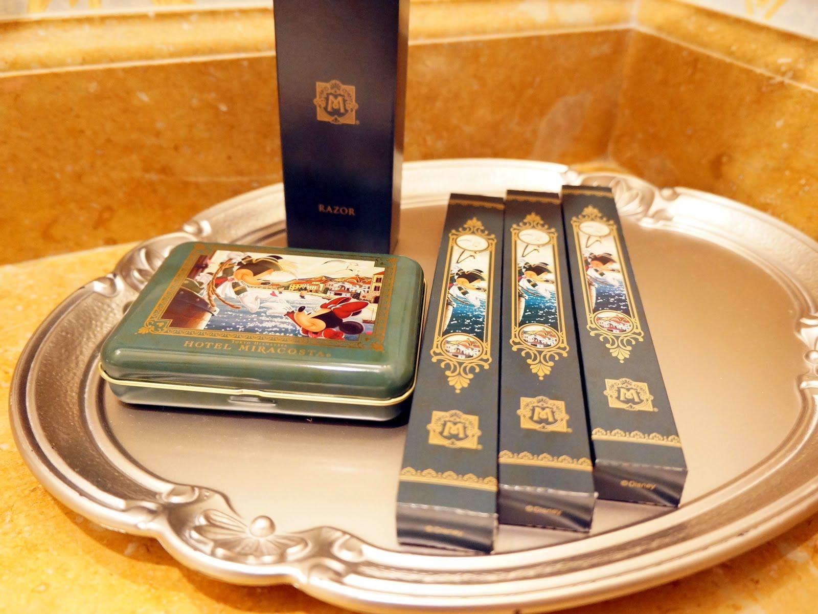 ディズニーホテルミラコスタに宿泊し特典を体験したのでブログにまとめ