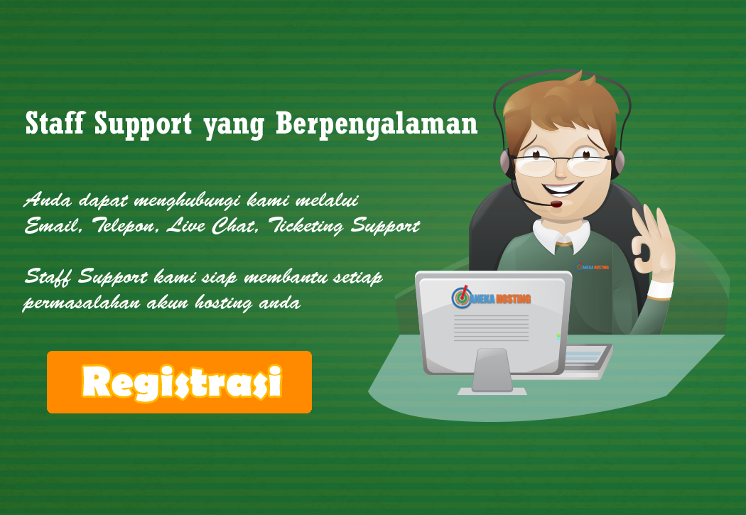 Staff Support AnekaHosting.com
