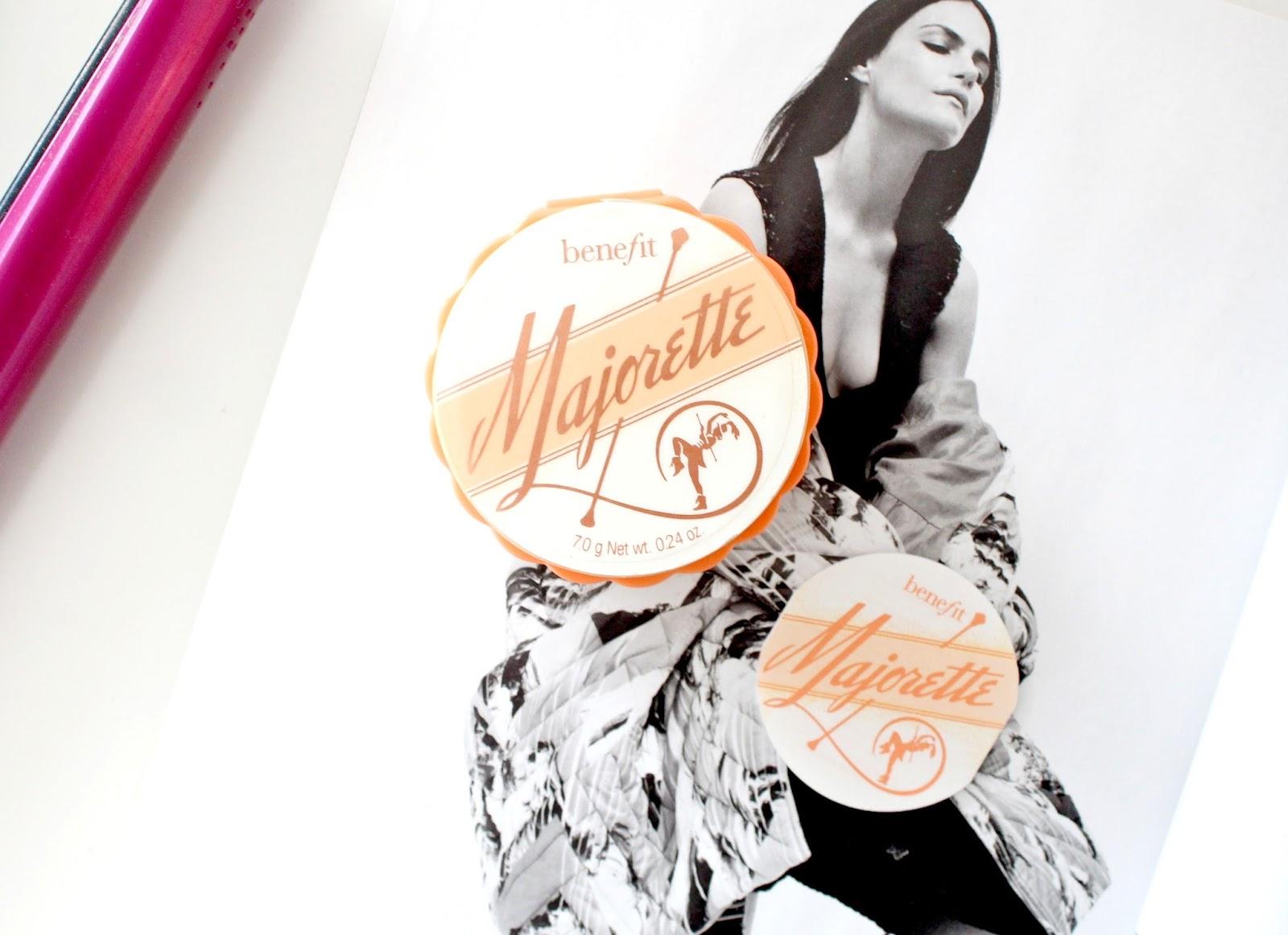 Benefit Majorette Review, Benefit Majorette Blush Booster, Benefit New Release, Benefit Majorette Cream Blush Review, Benefit Cream Blush