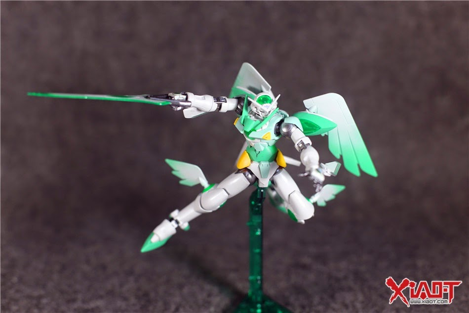 Gundam guy hgbf 1 144 gundam portent portent flyer for Portent flyer 1999