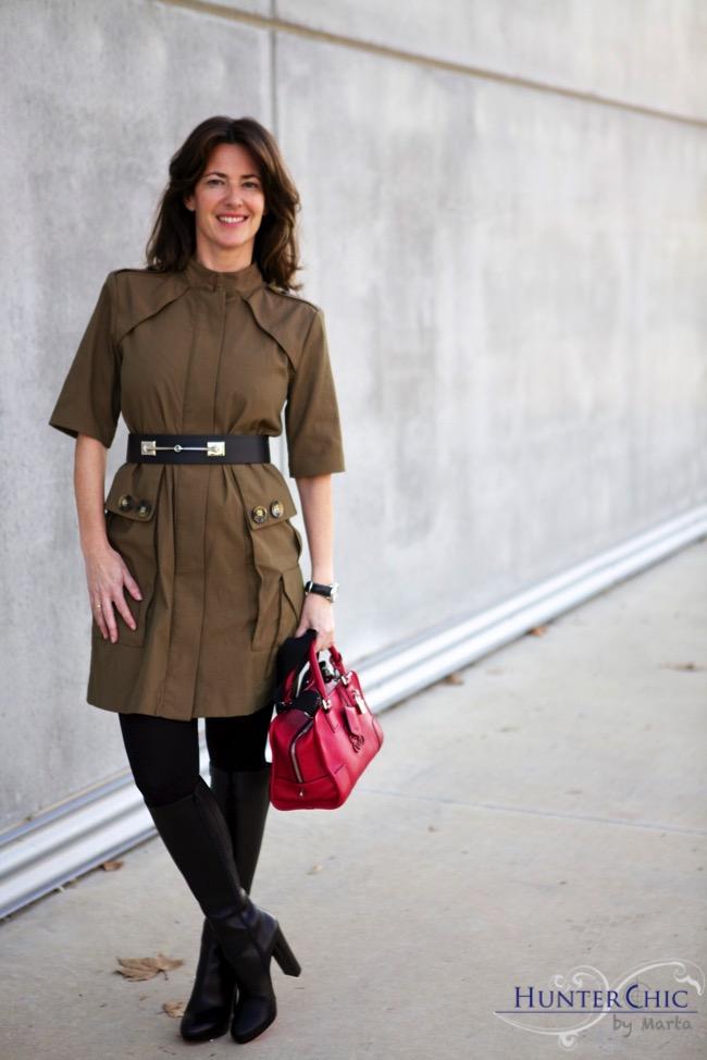 Trafaluc dress-hunterChic by Marta-que me pongo-estilo y elegancia- como me lo pongo
