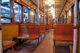 Vagón histórico Línea A de subterráneo de Buenos Aires