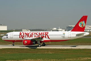 kingfisher airlines-outlook