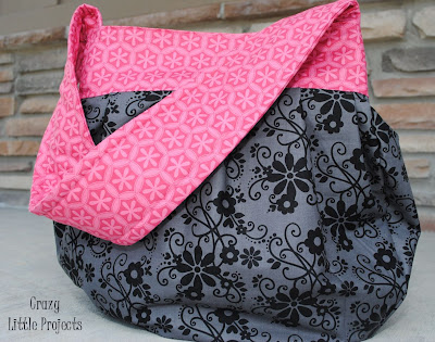 Amy Butler Sling Tote Knockoff