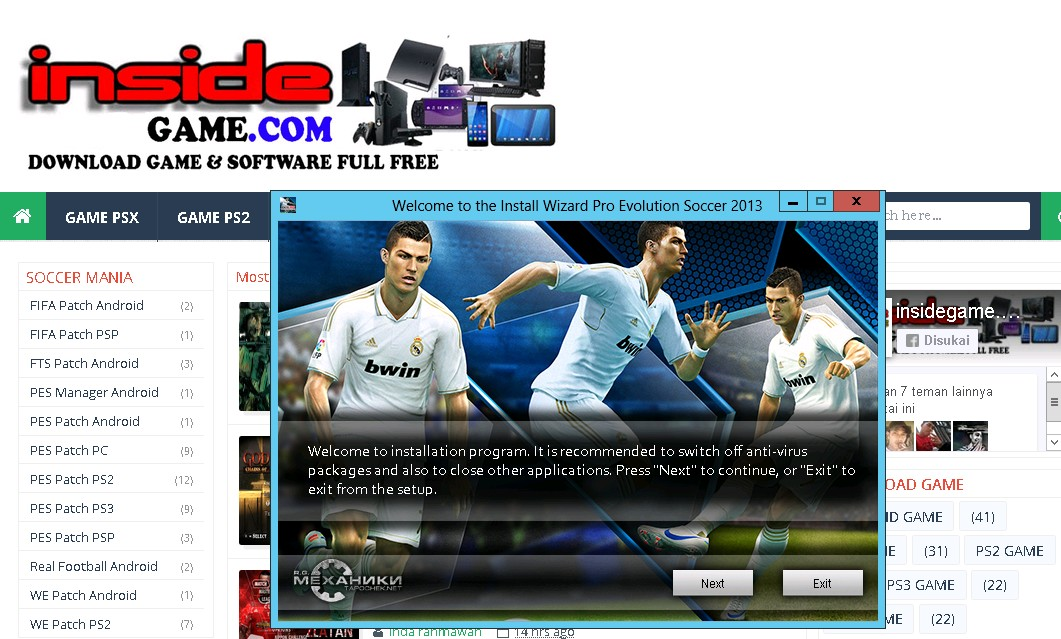Pes 13 Psp Android