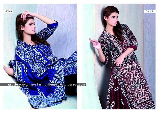 Sitara Textile presents 42 captivating patterns