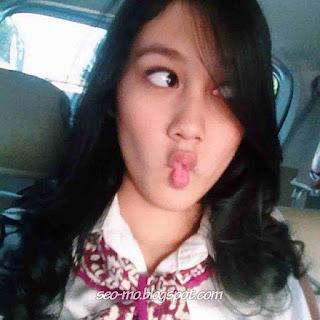 Foto Selfie Regina Kandou Pemain Anak Jalanan RCTI