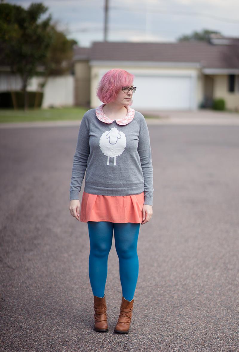 Pink Mermaid Hair - littleladylittlecity.com
