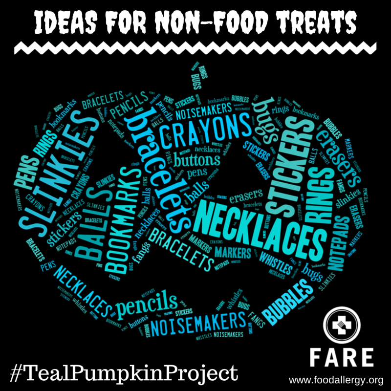http://www.foodallergy.org/teal-pumpkin-project#.VFORMhaKVFo