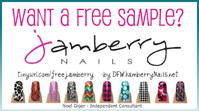 Free Sample of Jamberry Nail Shields #nailart easy affordable beautiful dallas, little elm, aubrey, cross oaks, texas, tx, frisco, noel giger