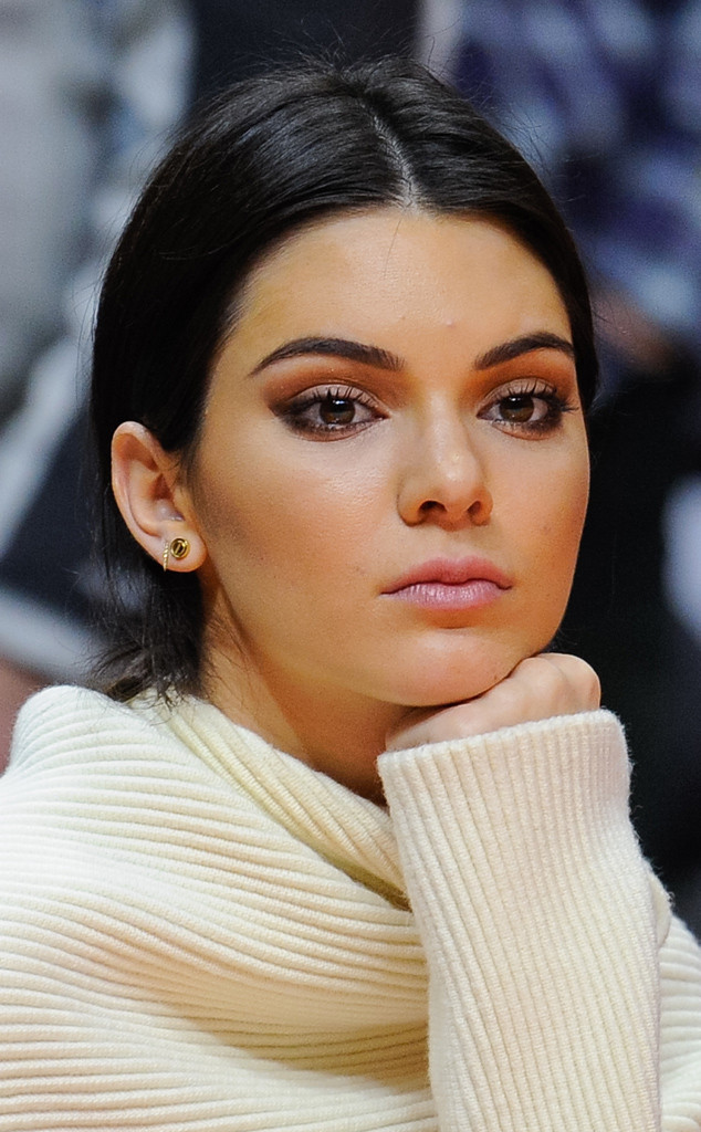 Chatter Busy: Kendall Jenner Talks Acne