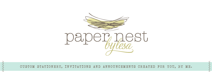 Paper Nest by Lesa - OLD