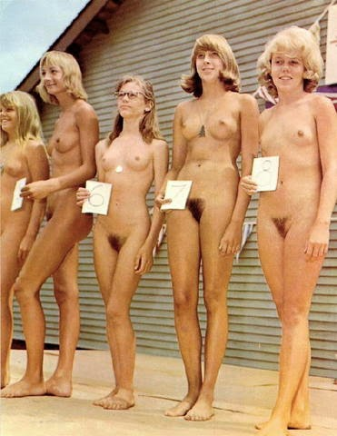 nudism junior high school